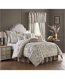 Sienna 4 piece King Comforter
