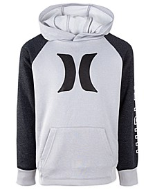 Little Boys Dri-FIT Solar Icon Graphic Hoodie