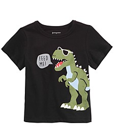 Toddler Boys Cotton Dinosaur T-Shirt, Created for Macy's