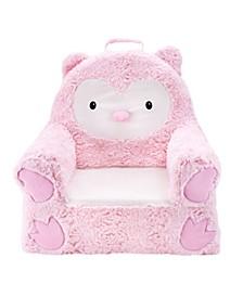 Sweet Seats - Pink Owl
