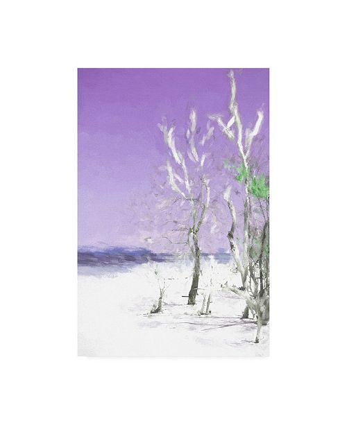 "Trademark Global Philippe Hugonnard Plum Summer Memories Canvas Art - 36.5"" x 48"""