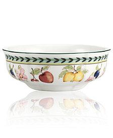 Villeroy & Boch Dinnerware, French Garden Menton Cereal Bowl