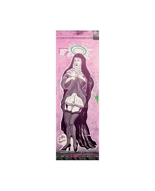 "Trademark Global Philippe Hugonnard Viva Mexico 2 Momma II Canvas Art - 27"" x 33.5"""