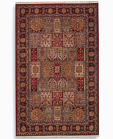 "Karastan Area Rug, Antique Legends Bakhtiyari 2' 6"" x 8' 6"" Runner Rug"