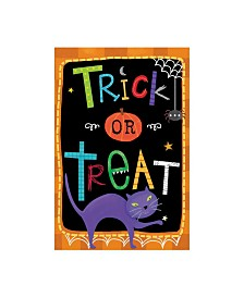 """Holli Conger Sprouted Wisdom Halloween Canvas Art - 36.5"""" x 48"""""""