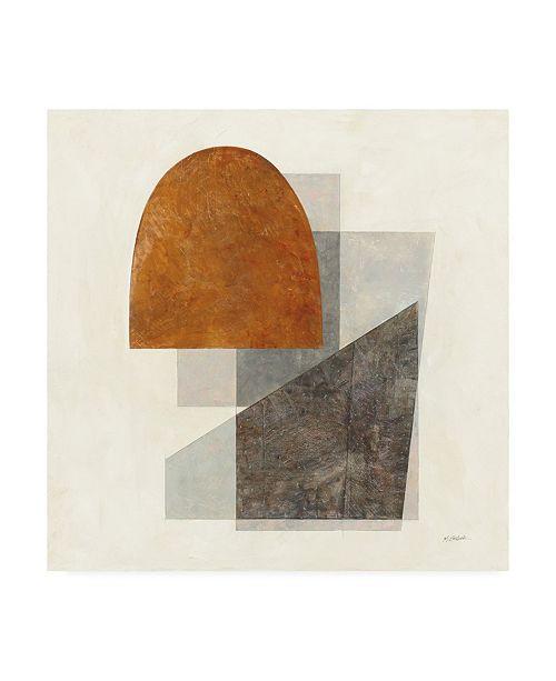 """Trademark Global Mike Schick Quintet I Canvas Art - 36.5"""" x 48"""""""