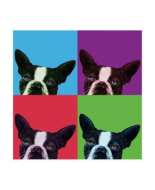 "Trademark Global Jon Bertell Loyalty Pop Canvas Art - 19.5"" x 26"""