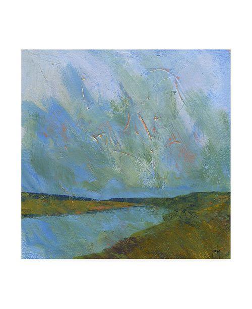 "Trademark Global Paul Baile Claerwen Reflections Canvas Art - 19.5"" x 26"""