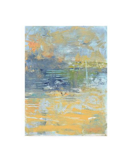 "Trademark Global Mila Apperl Chesapeake Bay Canvas Art - 27"" x 33.5"""