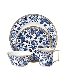 Wedgwood Hibiscus 4-Piece Place Setting