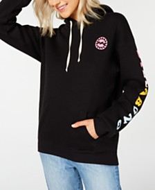 Billabong Juniors' Graphic-Print Hoodie