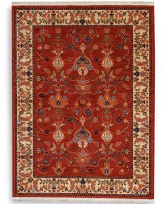 Karastan Rugs, English Manor William Morris Red