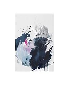 "Ying Gu Spell and Gaze No. 2 Canvas Art - 19.5"" x 26"""