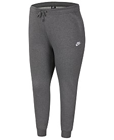 Nike Plus Size Essential Fleece Pants