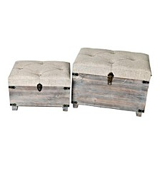 Cardell Trunk Set, Quick Ship