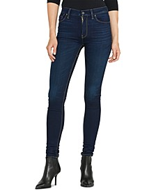 Barbara Super-Skinny Jeans