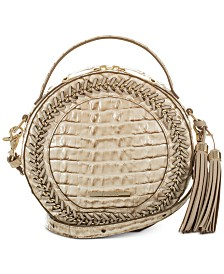 Brahmin Lane Sagrado Leather Crossbody