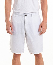 "Men's Palm Beach 11"" Linen Chino Short"