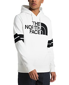 The North Face Men's Half Dome Collegiate Logo Graphic Hoodie