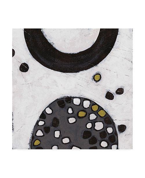 "Trademark Global June Erica Vess Algorithm IV Canvas Art - 15"" x 20"""