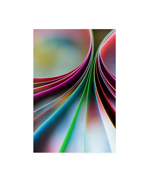 "Trademark Global Mazin Alrasheed Alzain Emerge Canvas Art - 15"" x 20"""