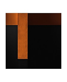 "Gilbert Claes Cross Wall Canvas Art - 27"" x 33"""