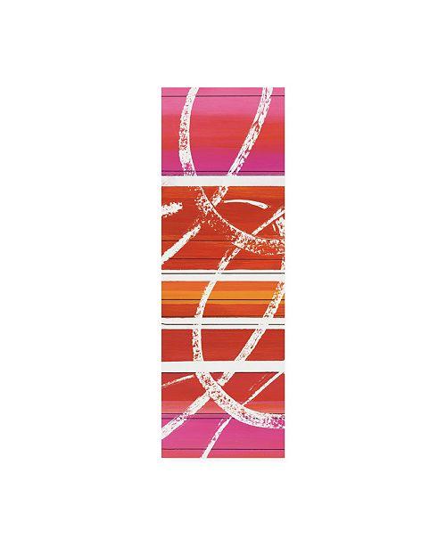 "Trademark Global Piper Rhue Some Like it Hot II Canvas Art - 37"" x 49"""