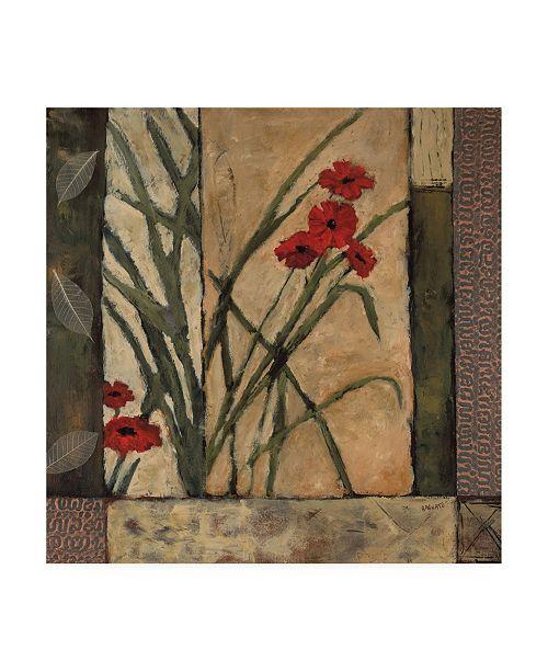 "Trademark Global Judi Bagnato Natures Bounty VI Canvas Art - 15.5"" x 21"""