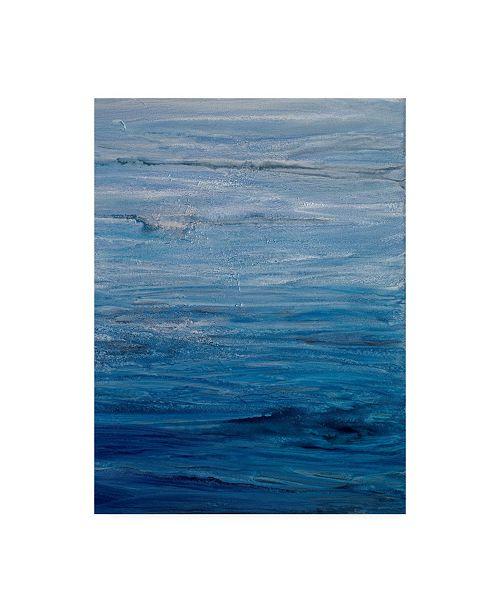 "Trademark Global Teodora Guererra Going Nowhere II Canvas Art - 19.5"" x 26"""