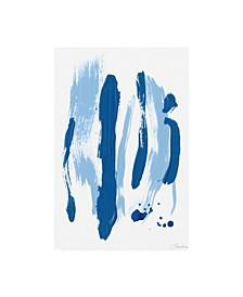 "Christina Long Abstract Canvas Art - 19.5"" x 26"""