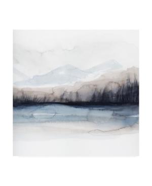 Grace Popp Horizon Shadow I Canvas Art - 15.5