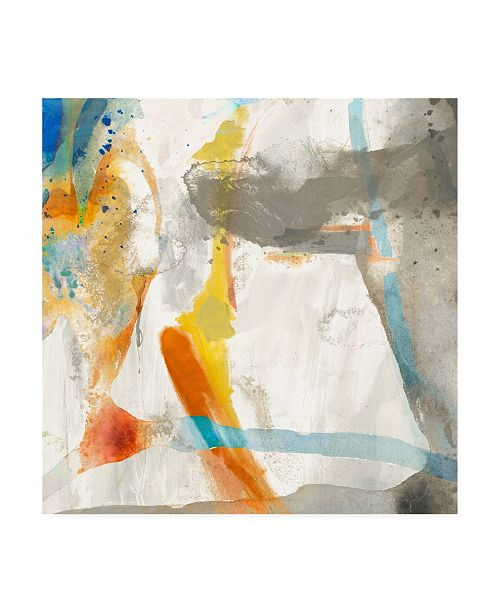 "Trademark Global Sisa Jasper Defy III Canvas Art - 15.5"" x 21"""