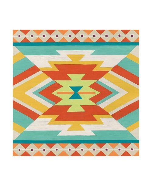 """Trademark Global June Erica Vess Mesa Motif I Canvas Art - 36.5"""" x 48"""""""
