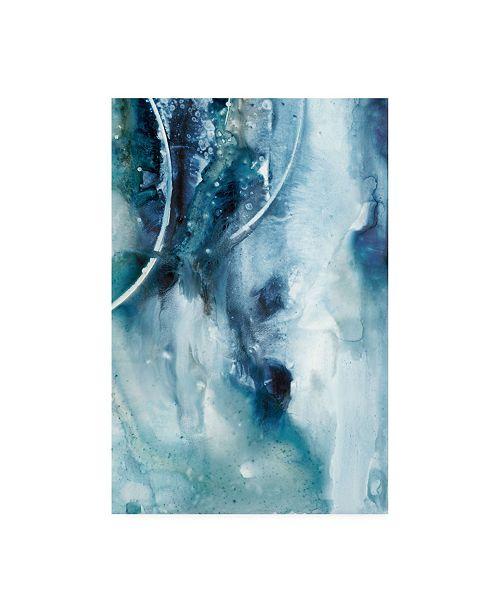 "Trademark Global Joyce Combs Peaceful Calm IV Canvas Art - 19.5"" x 26"""