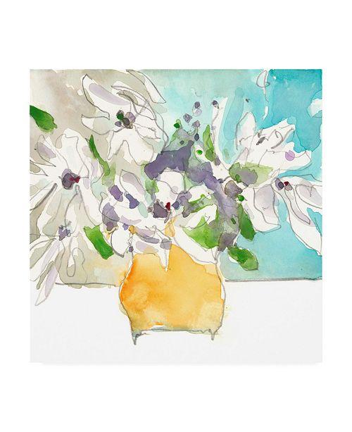 """Trademark Global Samuel Dixon Magnolia Moment I Canvas Art - 15.5"""" x 21"""""""