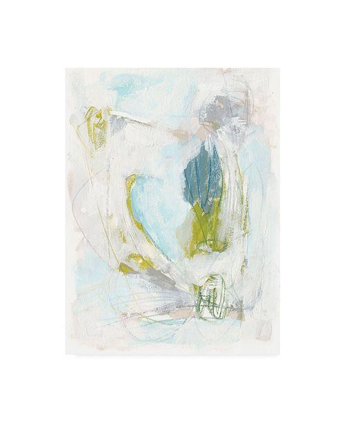 "Trademark Global June Erica Vess Channel Circuit II Canvas Art - 36.5"" x 48"""