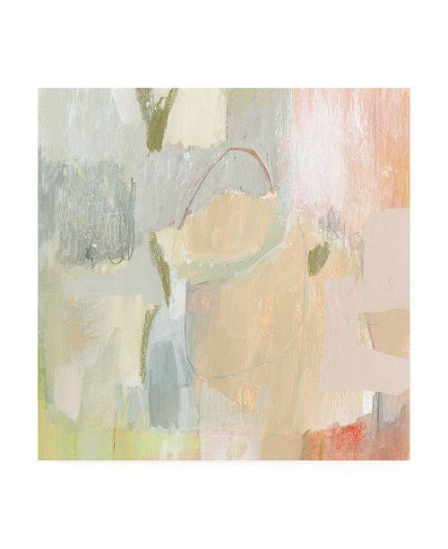 "Trademark Global Victoria Borges Hushpuppy II Canvas Art - 36.5"" x 48"""