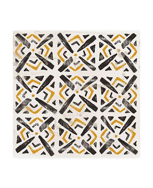 "Trademark Global June Erica Vess Kitwe IX Canvas Art - 15.5"" x 21"""