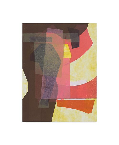 """Trademark Global Rob Delamater Soma Goes Up Canvas Art - 20"""" x 25"""""""
