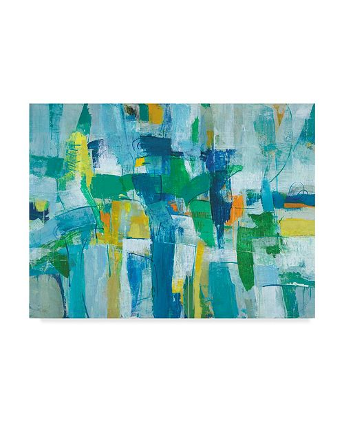 "Trademark Global Julie Joy Our Dance I Canvas Art - 15"" x 20"""