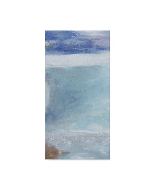 "Trademark Global Julia Contacessi Beginnings I Canvas Art - 20"" x 25"""
