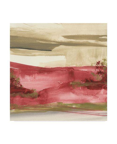 "Trademark Global Chris Paschke Red Rock II Canvas Art - 15"" x 20"""