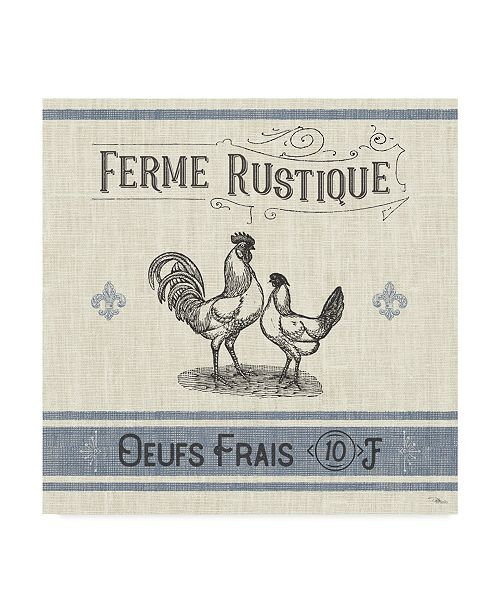 "Trademark Global Pela Studio French Farmhouse II Canvas Art - 15"" x 20"""