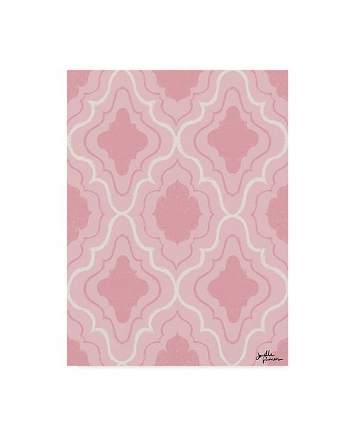 """Trademark Global Janelle Penner Live in Bloom Step 04A Canvas Art - 15"""" x 20"""""""