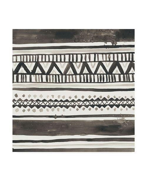 "Trademark Global June Erica Vess Tribal Echo I Canvas Art - 20"" x 25"""