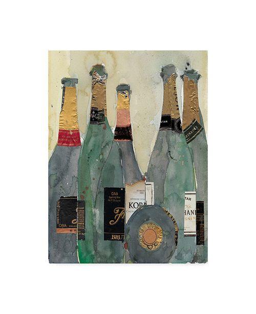 "Trademark Global Samuel Dixon After the Toast II Canvas Art - 15"" x 20"""