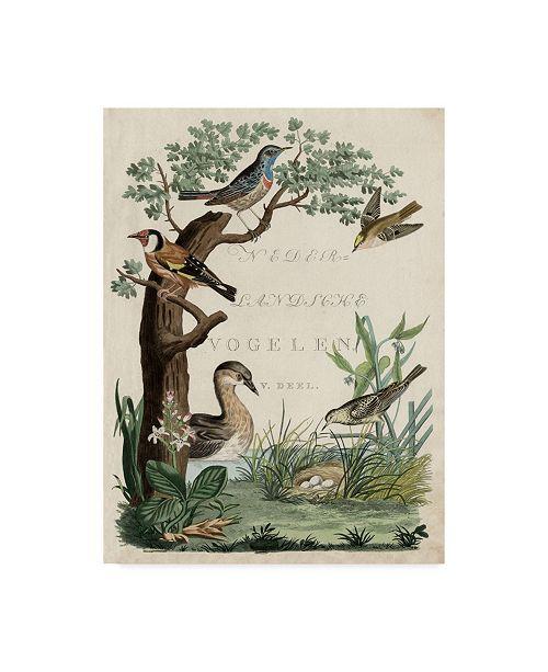 "Trademark Global Nozeman Duck Sanctuary Canvas Art - 20"" x 25"""