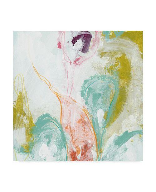 """Trademark Global June Erica Vess Scattershot II Canvas Art - 15"""" x 20"""""""