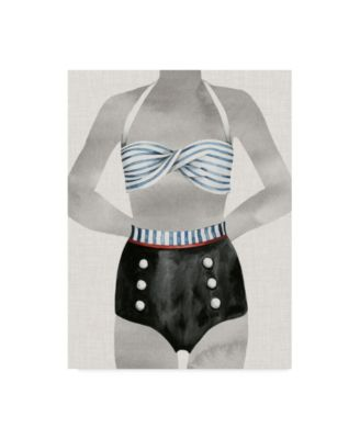 WOMEN/'S DAY AT NEW YORK SWIMMING BATH ANTIQUE ENGRAVING BATHING SUIT FASHION