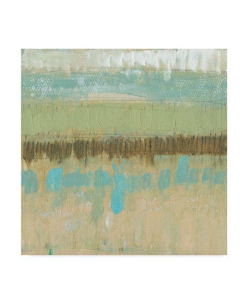 "Trademark Global Jennifer Goldberger Pastel Textures I Canvas Art - 15"" x 20"""